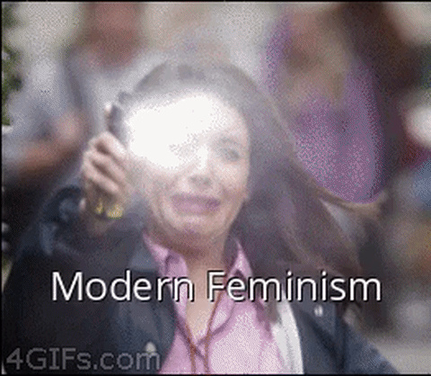 I will never accept 3rd wave feminism as a legitimate movement