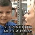 Salario do brasileirinho