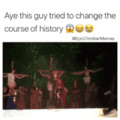 History changed