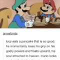 So long, gay Luigi