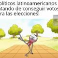 Voten por Hernando de Soto