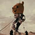O ursinho Pooh quer brincar com vc