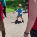 HOW THIS KID LEARN THOSE MOVES