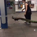 """Now, walk into the club, like, """"What up, I got a big peacock!"""""""