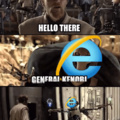 Internet Explorer has stopped working