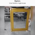 Une fenêtre intelligente (smartwindow, j'aime bien le nom)