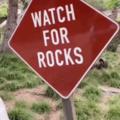 Insert rocks
