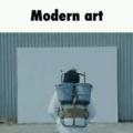 Comment faire de l'art moderne