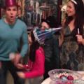 Quand t'est trop dans l'anniversaire!