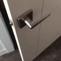 not a picky doorknob