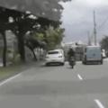 Se fode ae motoqueiro arrombado
