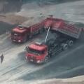 hydraulic explosion