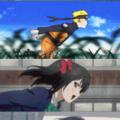 Anime running