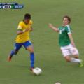 Neymar flop