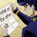 IO JOSUKE LOOK WHAT I FOUND